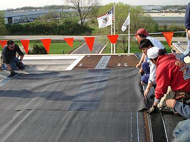 Good ... EPDM Roofing Contractors 6 ...